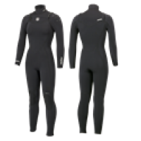 MANERA 2015 X10D Women Full Wetsuit Series 4/3