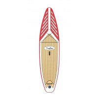 Shark's Touring white 10'6'' 2017