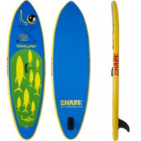Shark's SUP SMURF 9'2''  4 Kids!