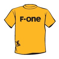 T-Shirt F-ONE
